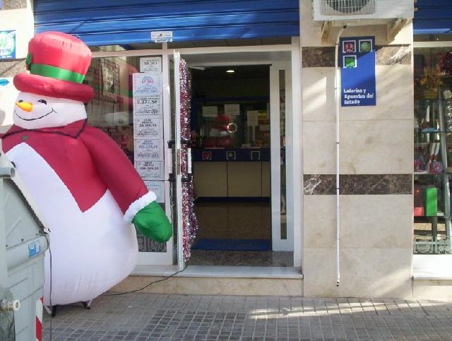 El segundo premio de La Bonoloto, vendido en La Foia (Alicante)