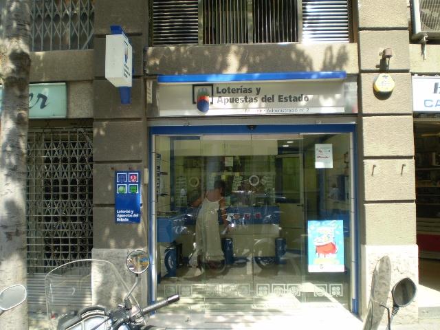 Girona agraciada con el segundo premio de La Bonoloto