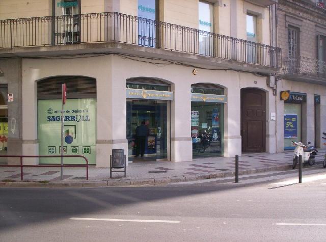 La Bonoloto. El segundo premio deja  26.000 euros en Girona