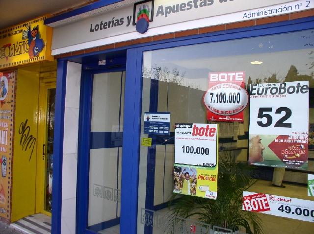 Vendido en Azuqueca De Henares el segundo premio de La Bonoloto, dotado con 53.000 euros