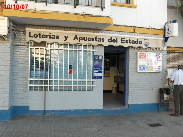El segundo premio de La Bonoloto se ha vendido en Ayamonte