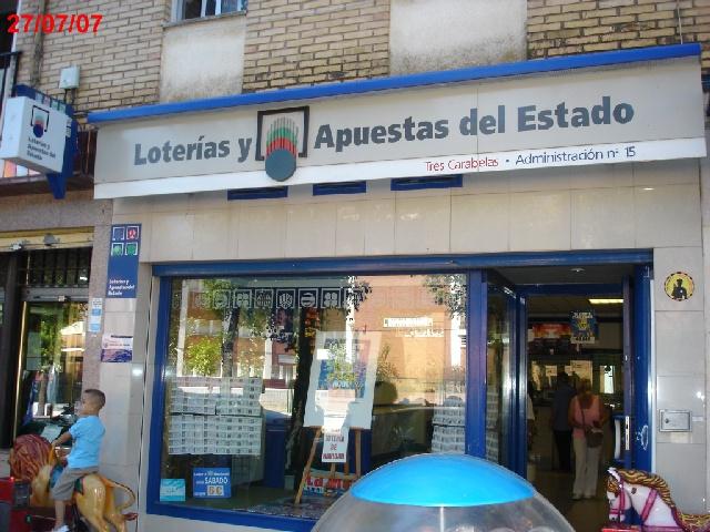La Bonoloto deja un acertante de segunda categoría en Huelva este Lunes