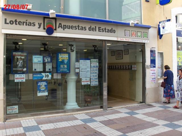 La Bonoloto deja un acertante de segunda categoría en Huelva este Sábado