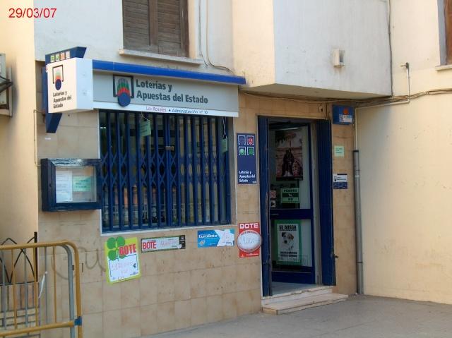 El segundo premio de   La Bonoloto cae en Huelva