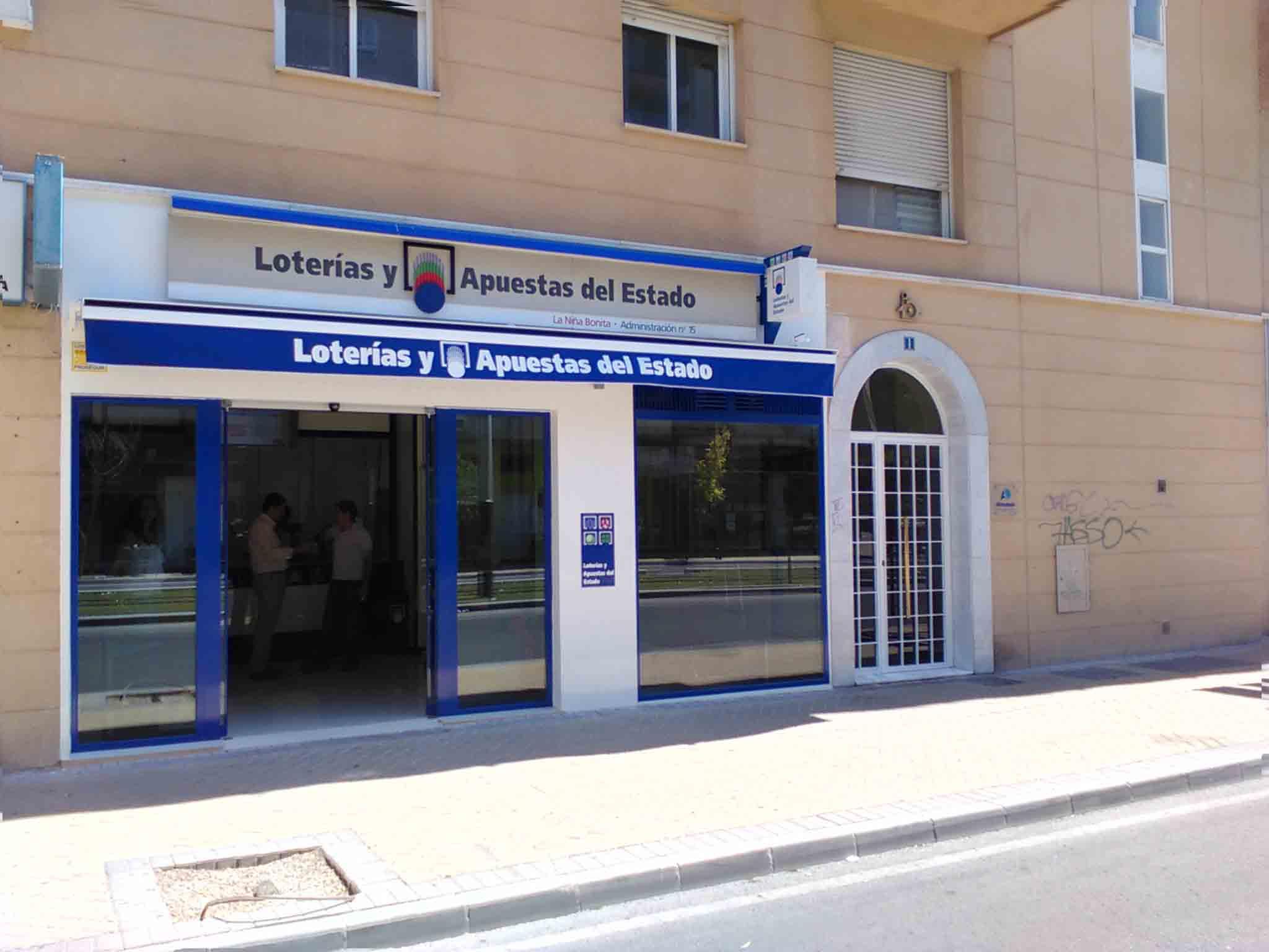Un acertante de El Euromillones gana en Jaén 110.000 euros
