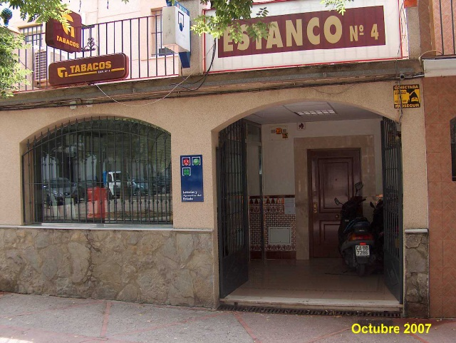 La Bonoloto. El segundo premio deja  195.000 euros en Jerez De La Frontera