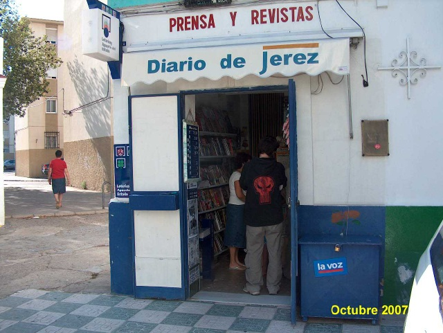 Aparece un premio de segunda categoría del La Bonoloto validado en Jerez De La Frontera