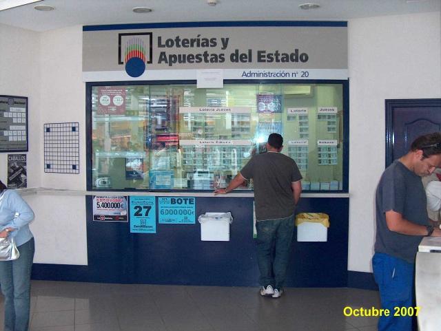 La Bonoloto reparte 92.000 euros en Jerez De La Frontera