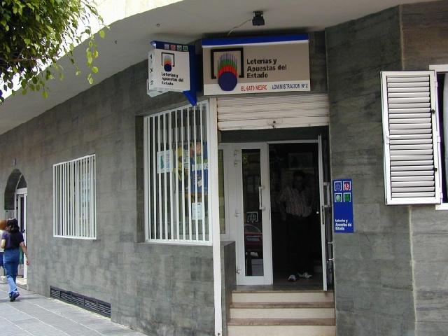 Una bonoloto de 94.000 euros para Las Palmas Gc