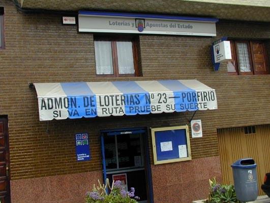 Los residentes en Las Palmas Gc agraciados en La Bonoloto al caer el segundo premio en Las Palmas Gc