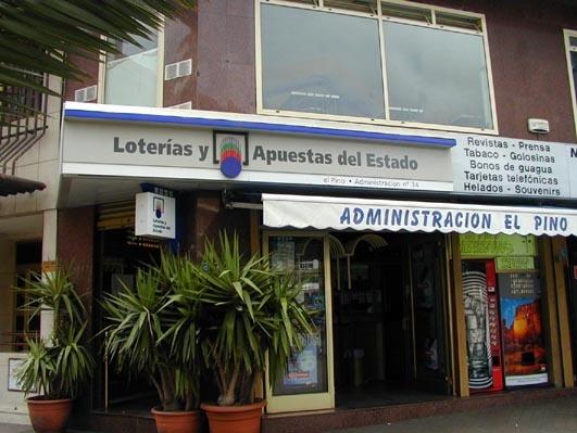 La Bonoloto deja un premio de segunda categoría de 36.000 euros en Las Palmas Gc