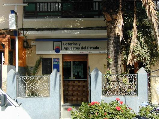 Los residentes en Vecindario agraciados con el segundo premio de  La Bonoloto