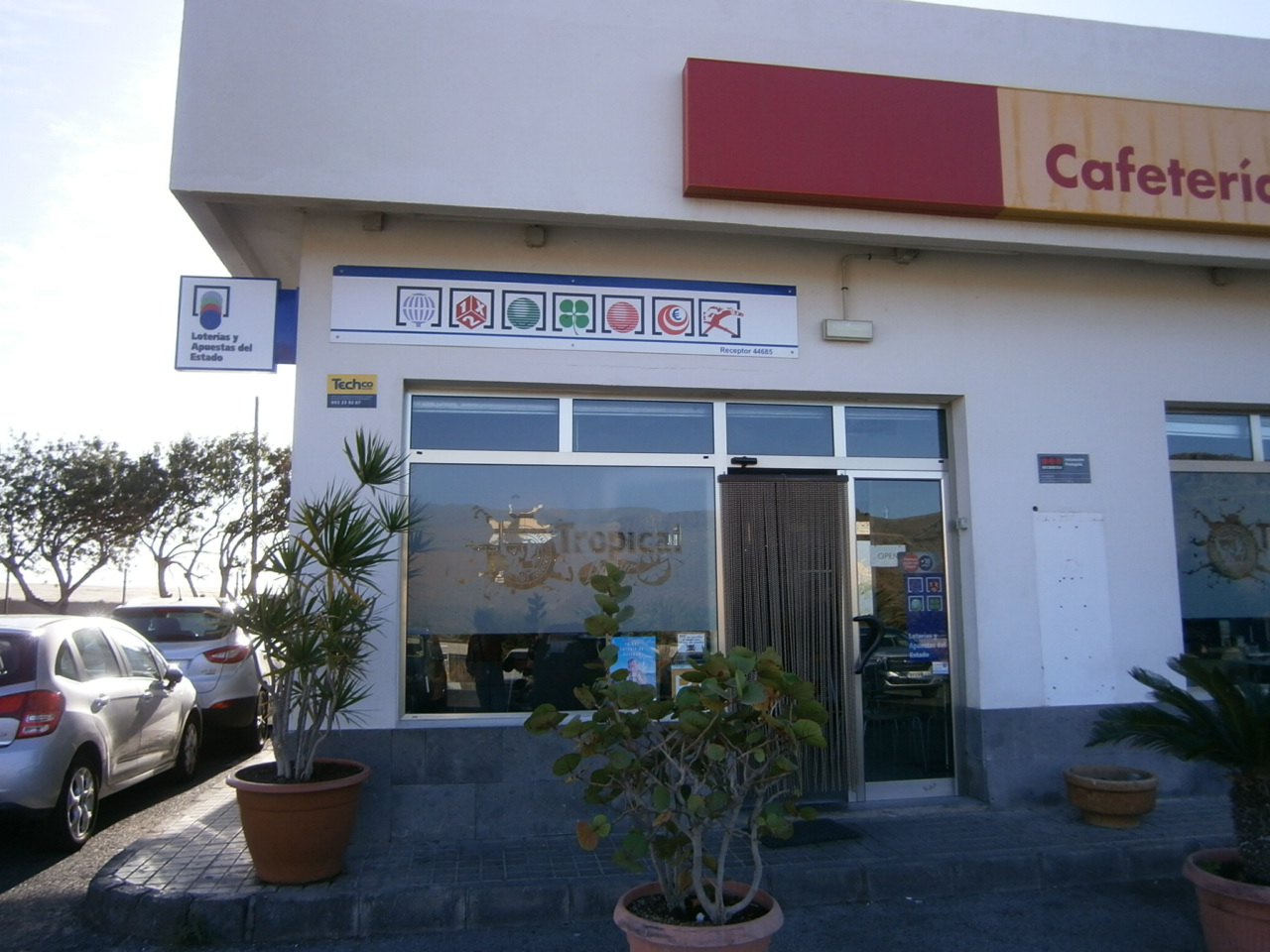 La Bonoloto deja mas de 33.000 euros en San Bartolomé De Tirajana (Las Palmas)