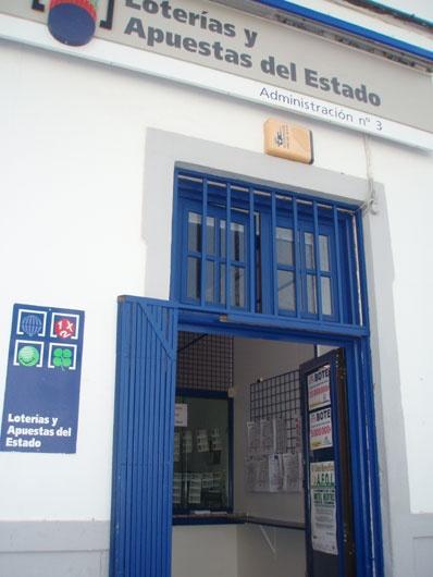 Arrecife reparte 607.000 euros del primer premio de La Bonoloto