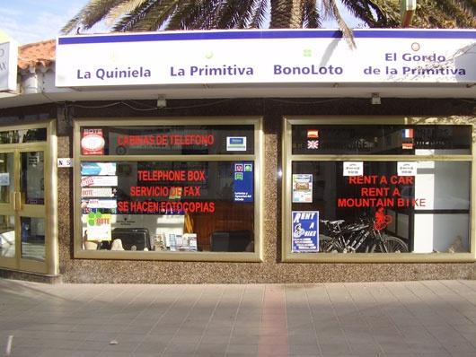 Vendido en La Oliva el segundo premio de La Bonoloto, dotado con 48.000 euros