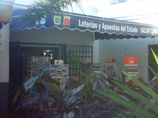 Vendido en Pájara el segundo premio de La Bonoloto