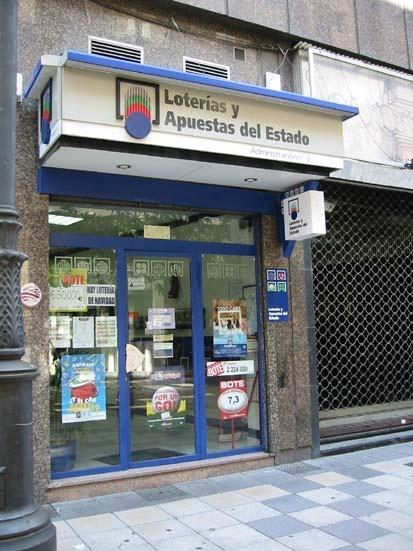 La Bonoloto deja mas de 48.000 euros en Ponferrada (Leon)
