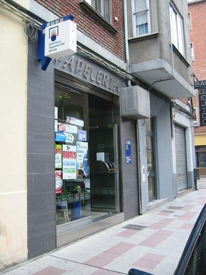 La Bonoloto. El primer premio deja  57.000 euros en León