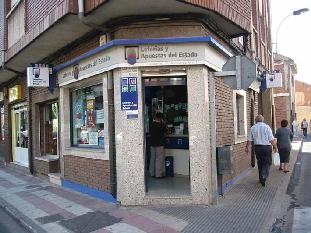 El Euromillones deja mas de 172.000 euros en Trobajo Del Camino (Leon)