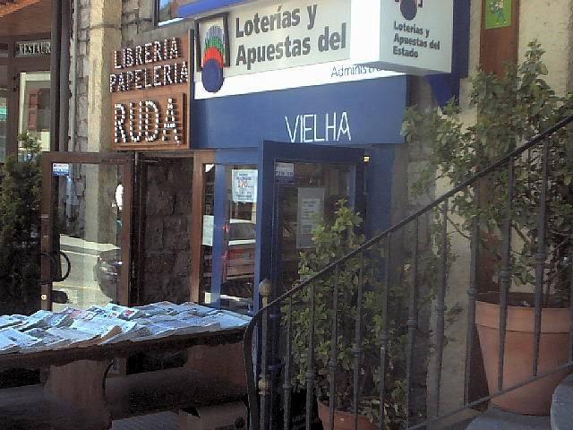 Un acertante de La Bonoloto gana en Vielha 192.000 euros
