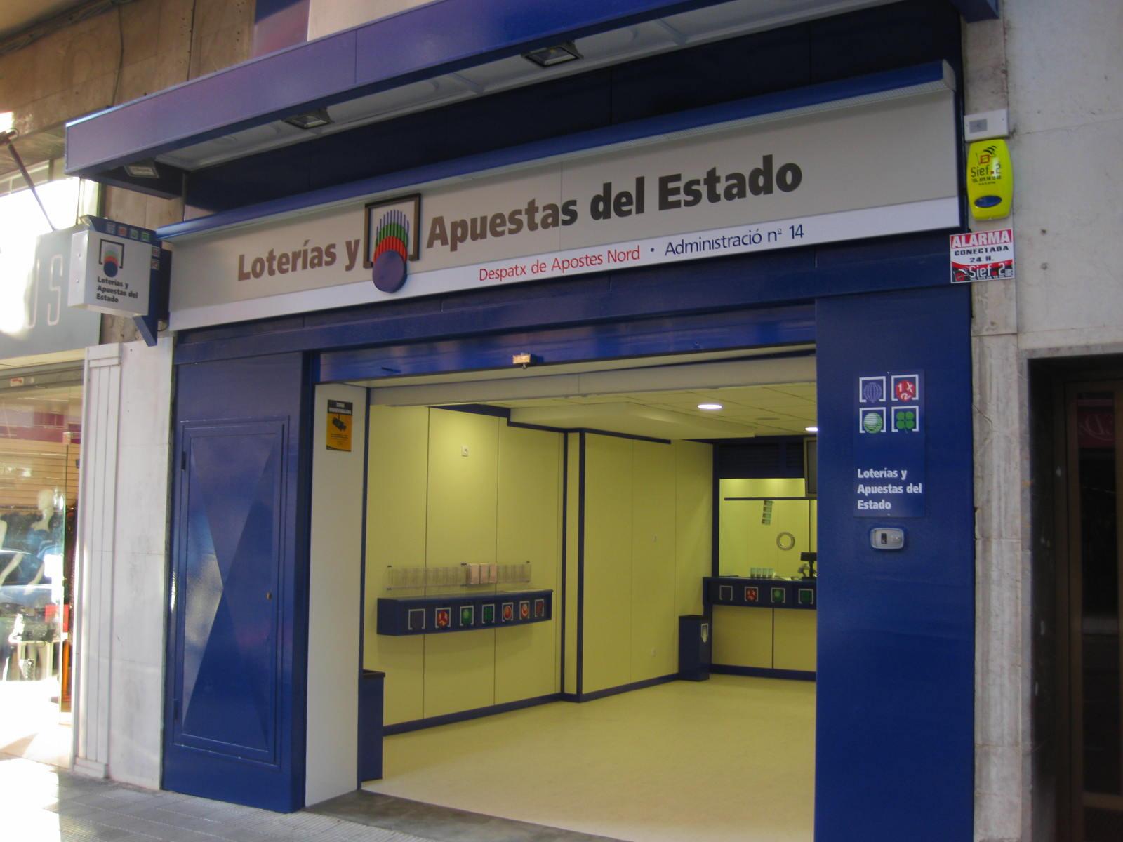 Los residentes en Lleida agraciados con el segundo premio de  La Bonoloto
