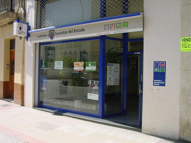 Un boleto de La Bonoloto deja  74.000 euros en S. Domingo De La Calzada
