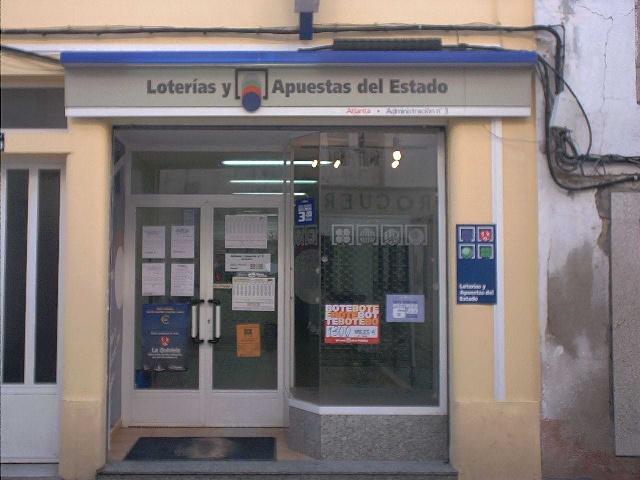 Un acertante gana en Lugo  57.000 euros en La Bonoloto