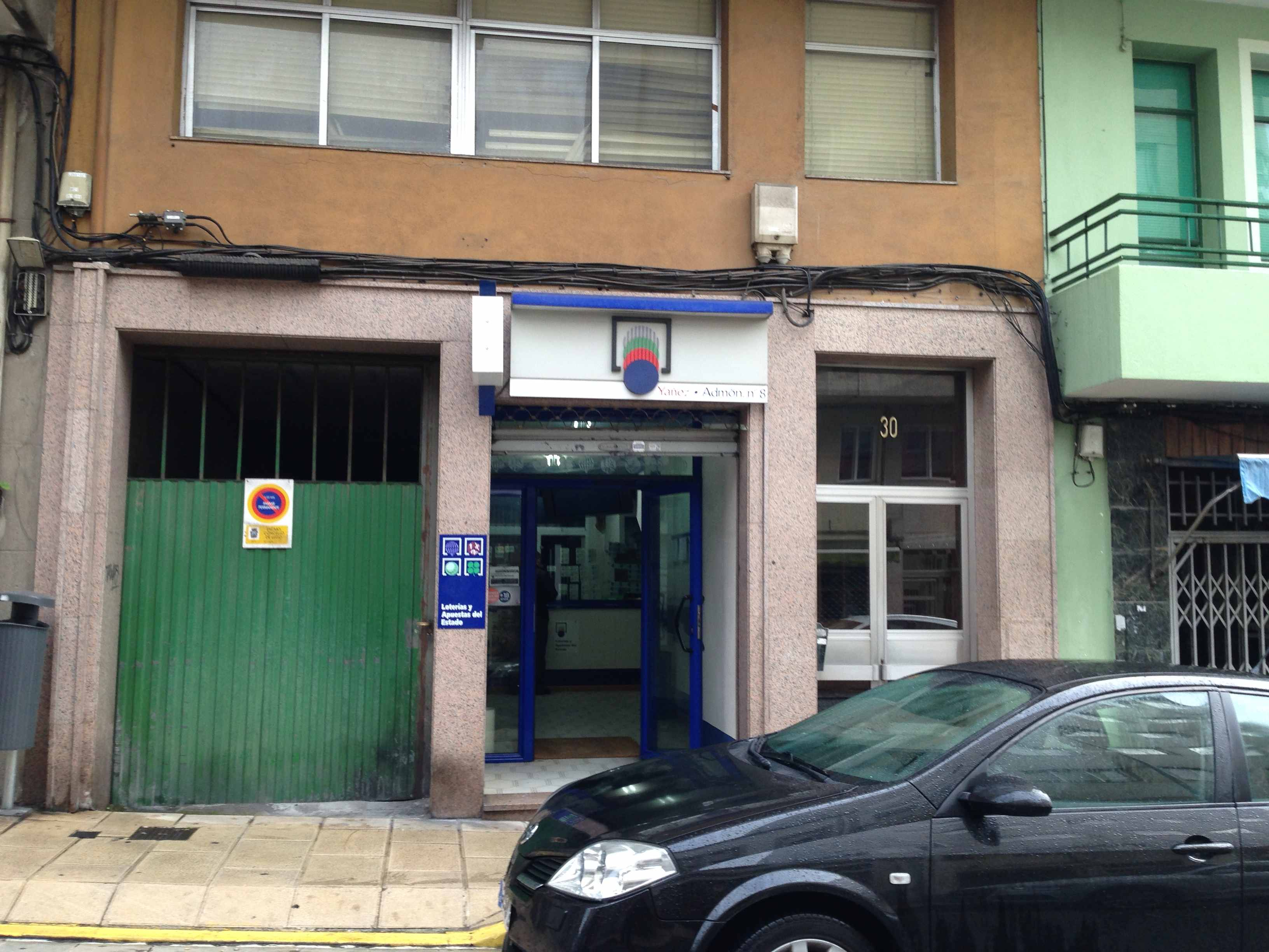 Un vecino de Lugo agraciado con 57.000 en La Bonoloto