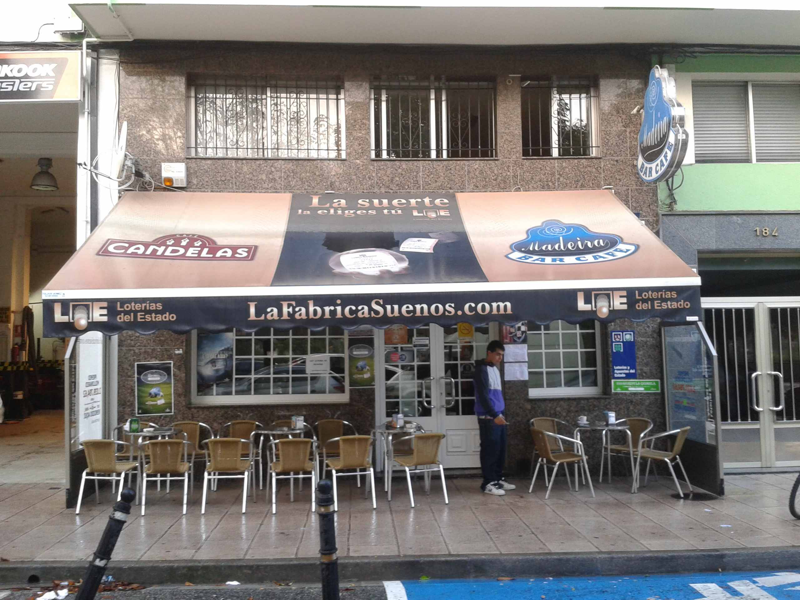 Los lucenses agraciados en La Bonoloto al caer el segundo premio en Lugo