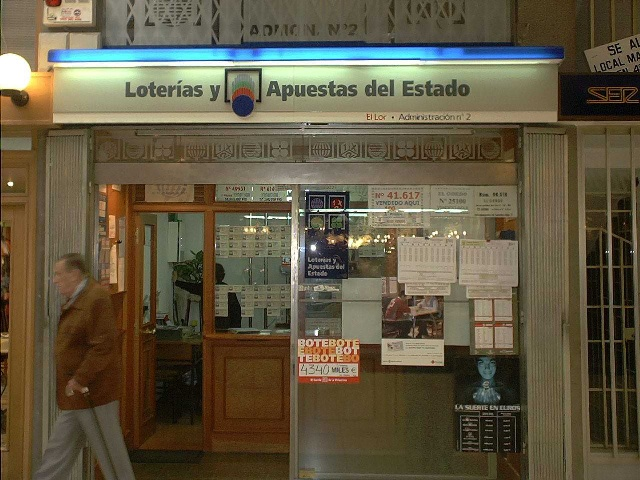 Una bonoloto de 34.000 euros para Lugo