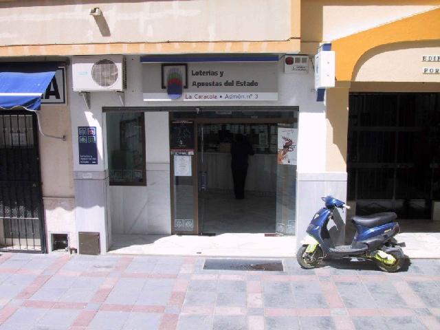 El segundo premio de   La Bonoloto cae en Fuengirola