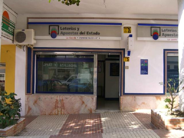 San Pedro Alcantara agraciada con 20.000 euros de La Bonoloto