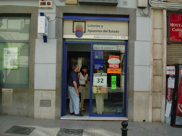 El segundo premio de La Bonoloto, vendido en Antequera (Malaga)