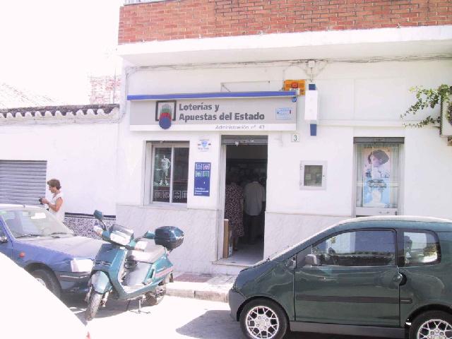 La Bonoloto deja un premio de segunda categoría de 31.000 euros en Málaga