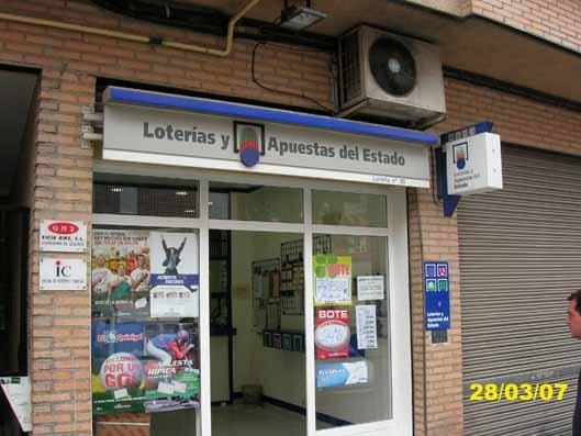Un boleto de La Bonoloto sellado en Murcia ha obtenido un premio de 13.000 euros