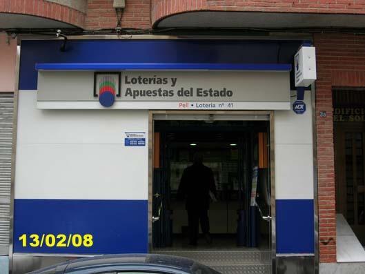 Un boleto de La Bonoloto deja  55.000 euros en Murcia