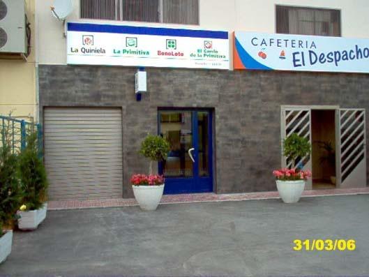 La Bonoloto deja mas de 66.000 euros en Alcantarilla (Murcia)