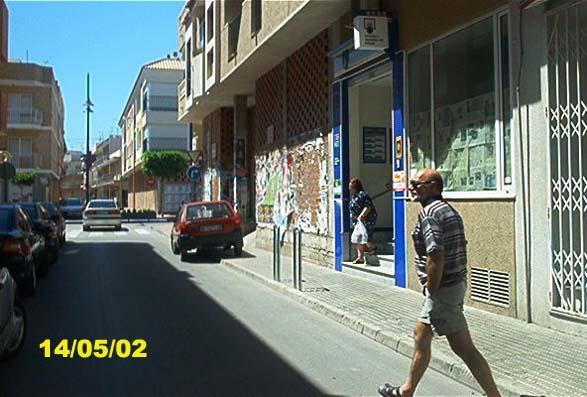 La Bonoloto deja mas de 25.000 euros en Santiago De La Ribera (Murcia)