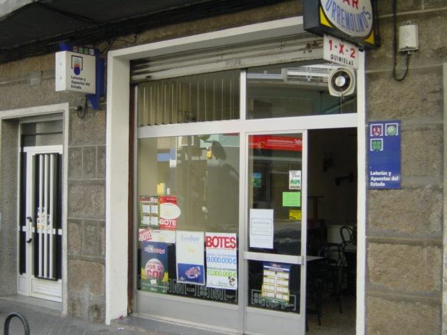 La Bonoloto reparte 47.000 euros en Ourense