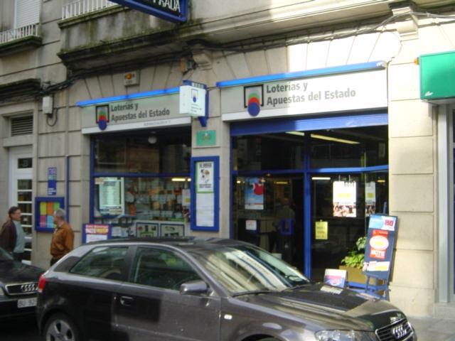 La Bonoloto deja en Carballiño O un premio de segunda categoría dotado con 68.000 euros