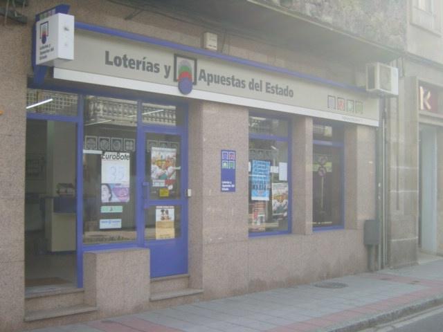 El segundo premio de La Bonoloto deja 27.000 euros en Verín