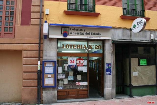 Vendido en Oviedo el primer premio de La Primitiva