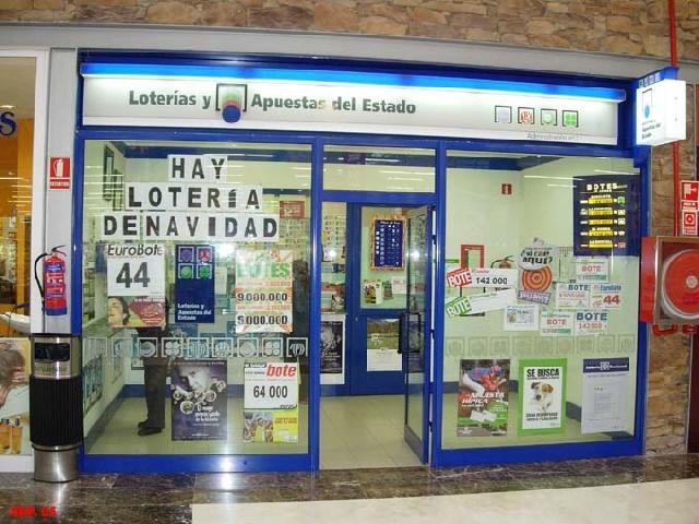 La localidad de Corvera De Asturias ha sigo agraciada con el segundo premio de La Bonoloto.