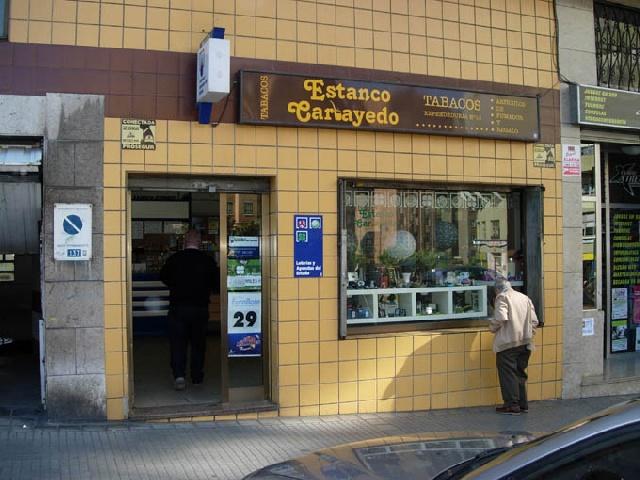 El Gordo de la Primitiva deja un premio de segunda categoría de 190.000 euros en Avilés