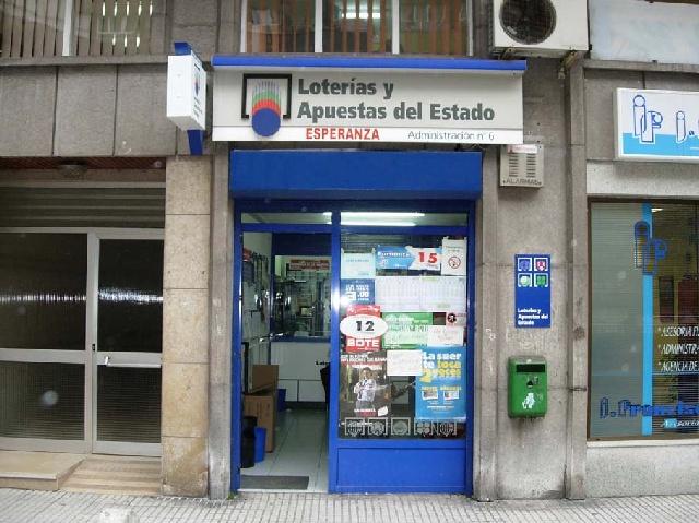 El segundo premio de La Bonoloto se ha vendido en Avilés