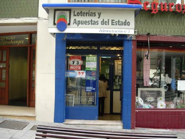 La Bonoloto deja en Avilés un premio de segunda categoría dotado con 33.000 euros