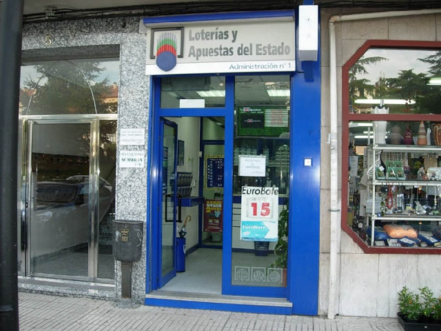 La Bonoloto deja un premio de segunda categoría en la localidad de Posada De Llanera