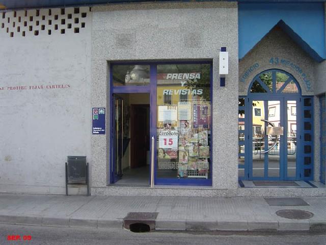 La Bonoloto deja mas de 80.000 euros en San Martín Del Rey Aurelio (Asturias)