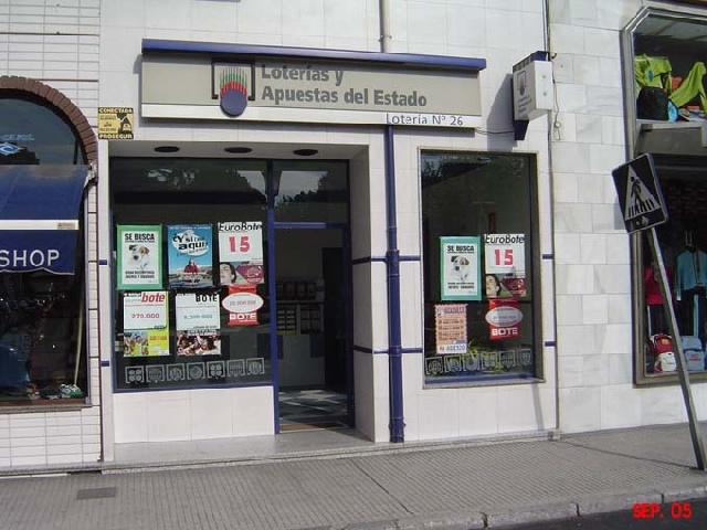 La Bonoloto deja en Langreo un premio de segunda categoría dotado con 97.000 euros