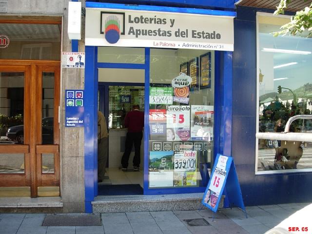 Un premio de 262.000 euros en el sorteo de Euromillones se va para Oviedo